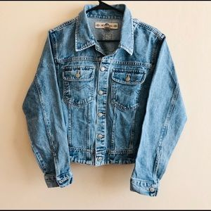 Vintage BWB Best World Brand Denim Jacket